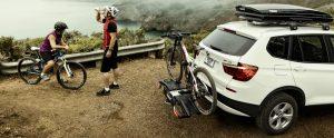 Le porte-vélo d'attelage