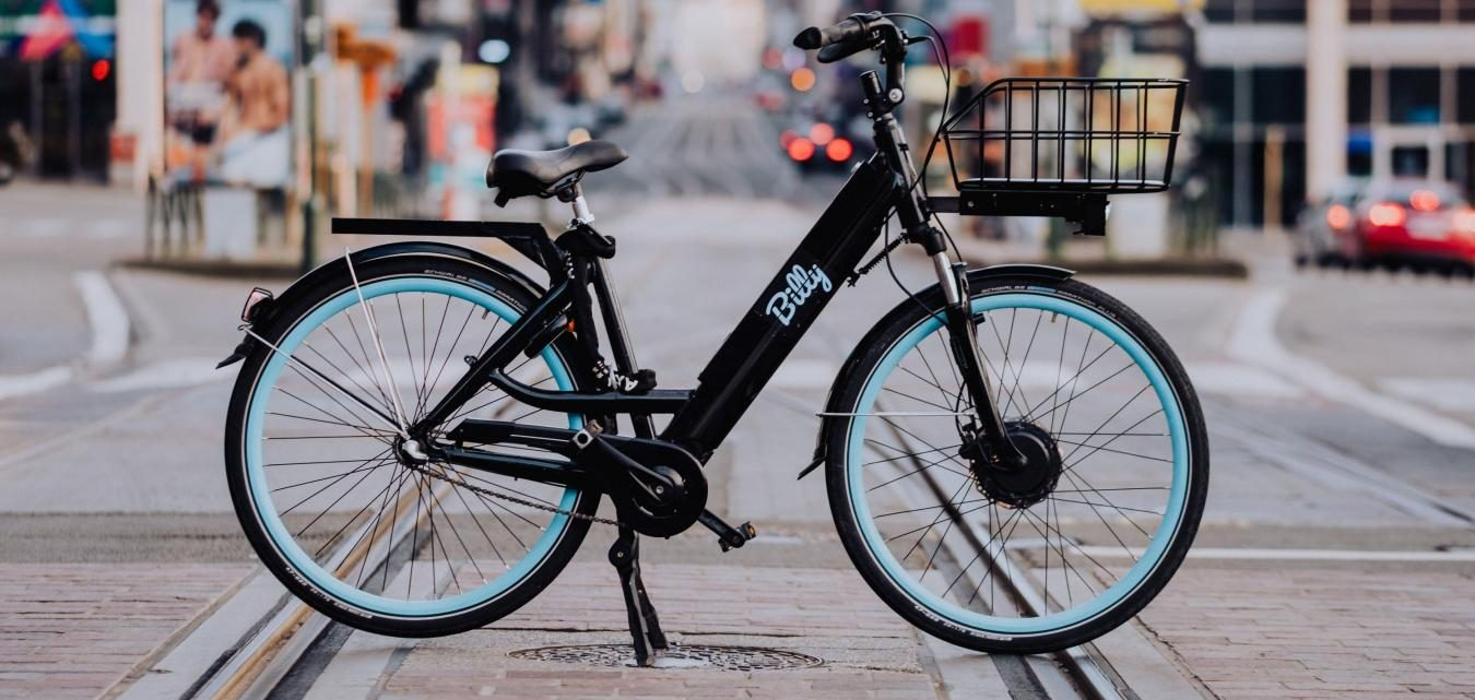 Porte-bébé vélo image