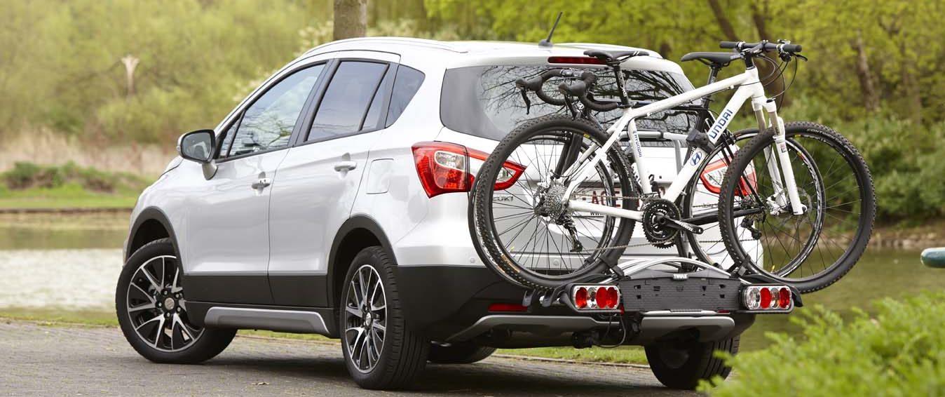 Installer un porte-vélo sur sa voiture image